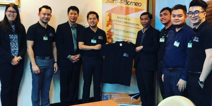 MITeC Expresses Interest In StartUp Borneo