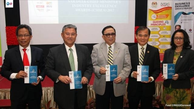 Sarawak CMIEA Attracts 20 Entries In Three Categories