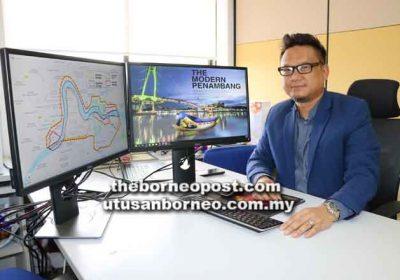 Kampung Warisan Bandar Raya Kuching
