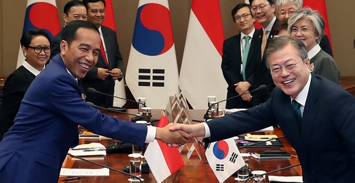 South Korean Company To Build US$6.5 Billion Industrial Zone In Indonesia