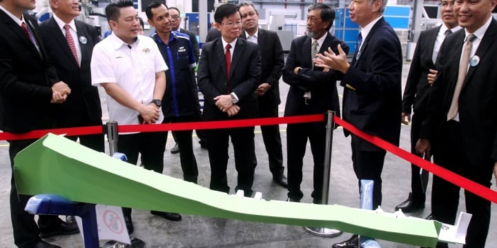 Malaysia aims to become leading aerospace nation by 2030
