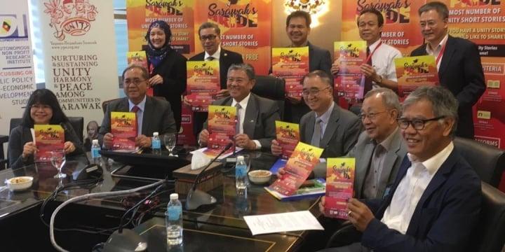 Anak Sarawak dijemput sertai projek 'Sarawak's Pride-Most Number of Unity Stories'