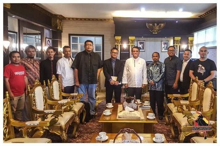 StartUp Borneo Kerjasama Digital Ekonomi dengan Untan