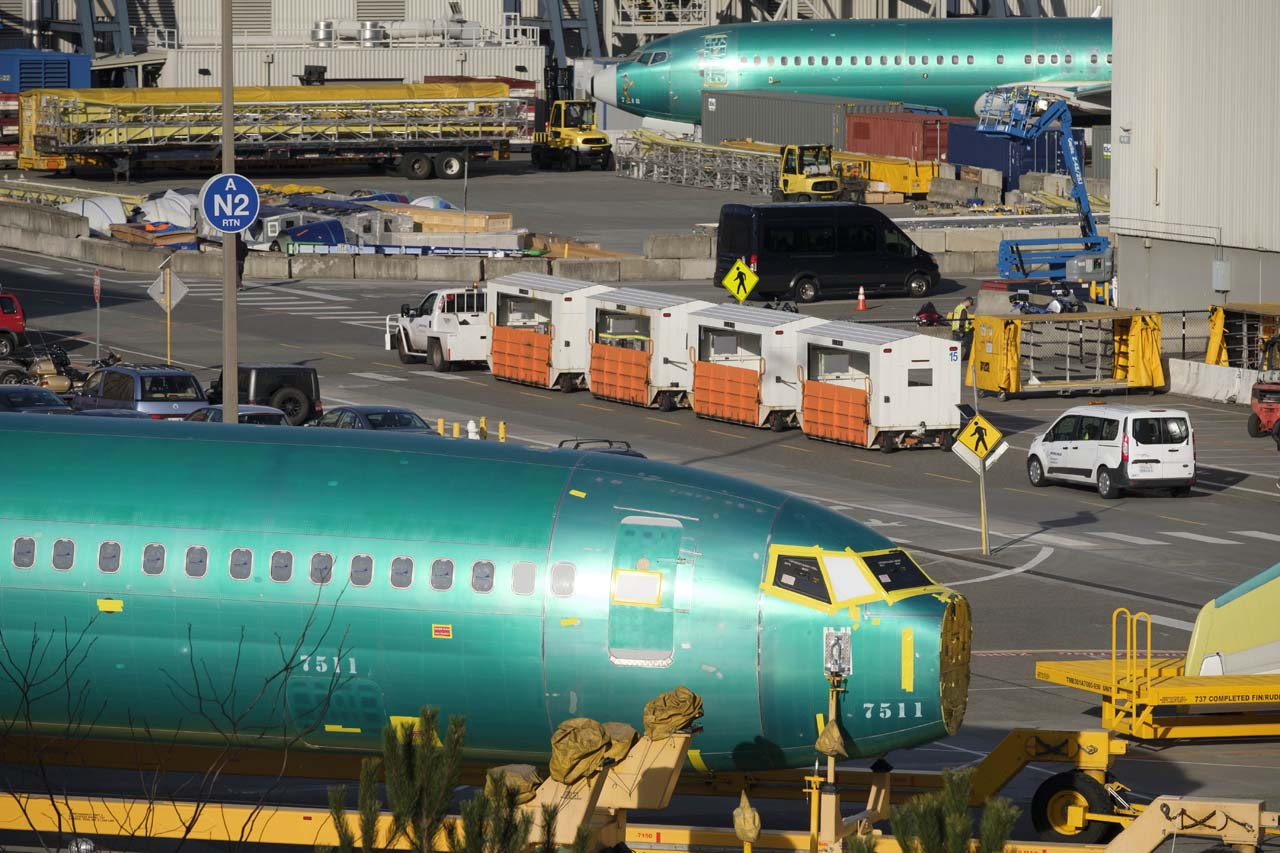 Malaysia suspends Boeing 737 MAX 8 operations with immediate effect