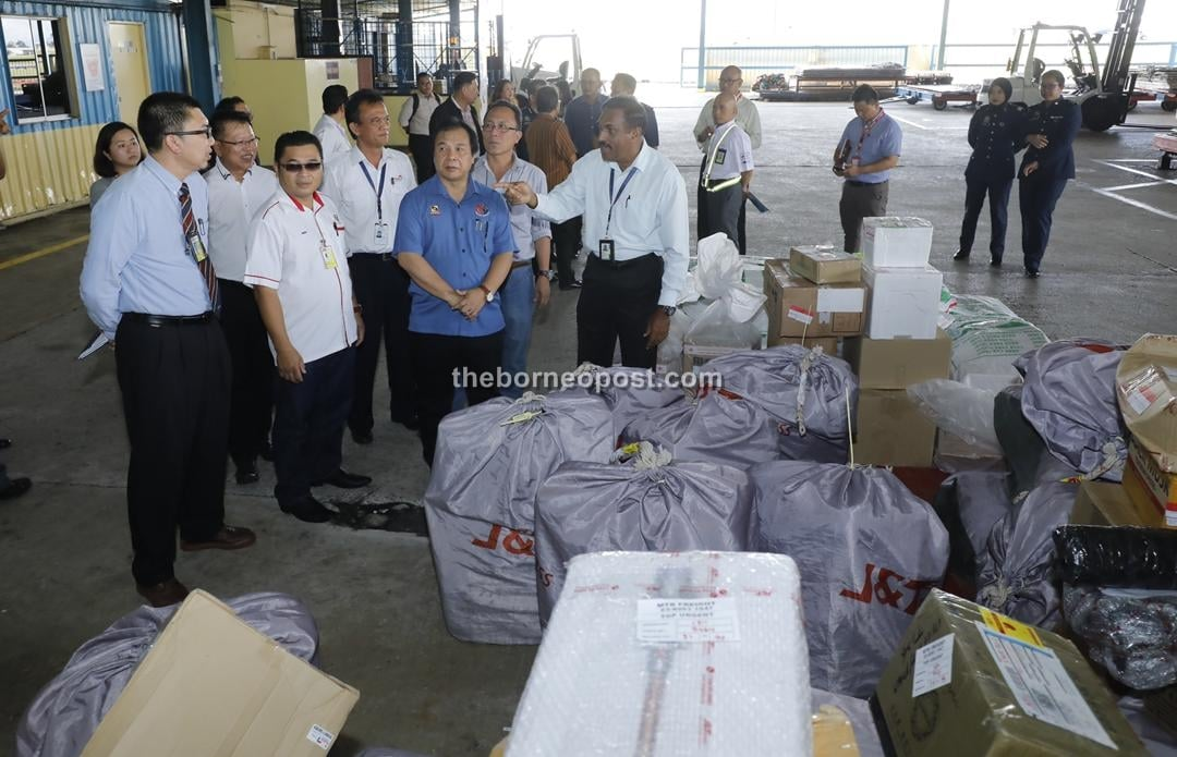 New cargo complex to be built soon