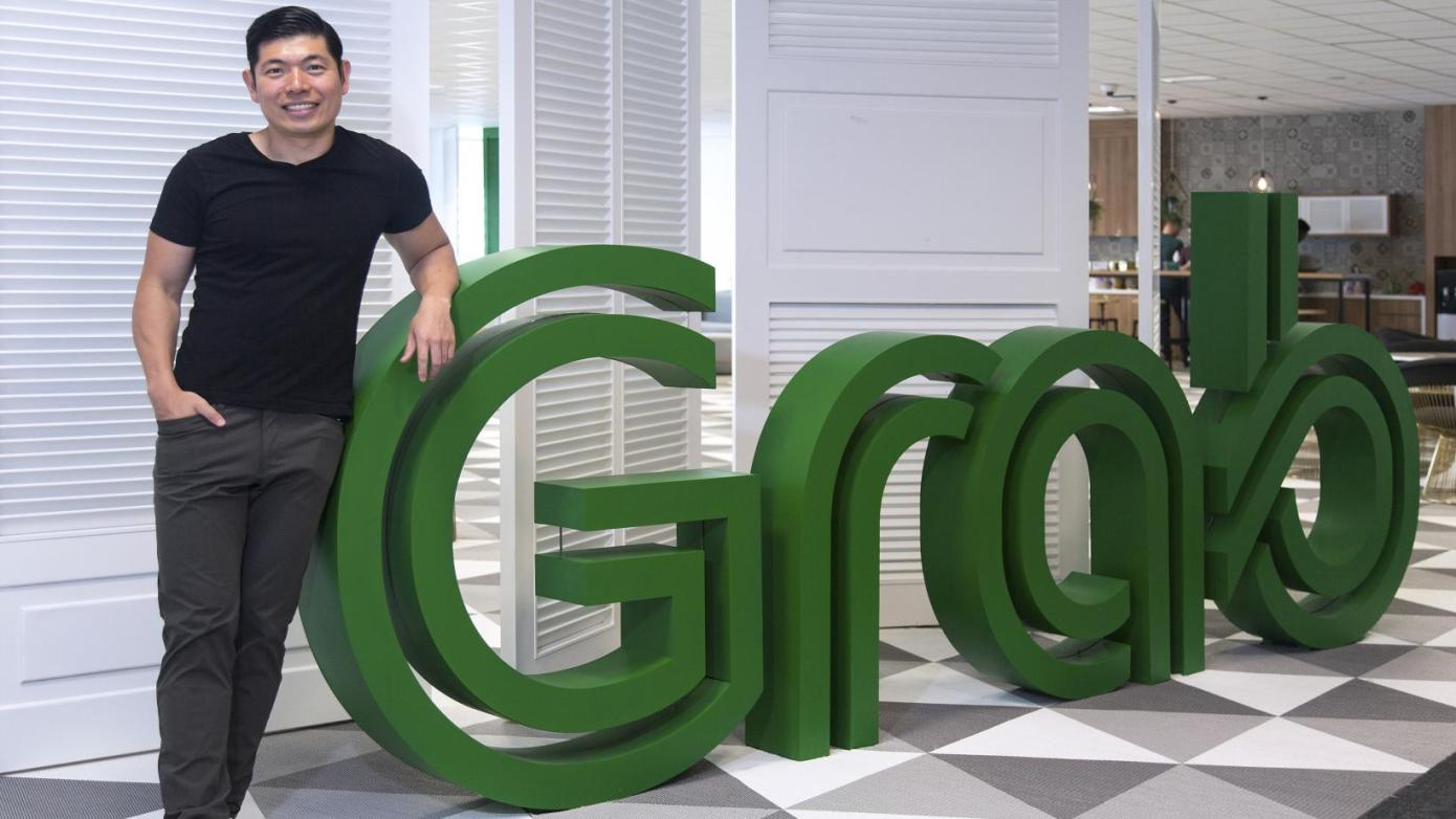Grab confirms $1.46B investment from SoftBank's Vision Fund