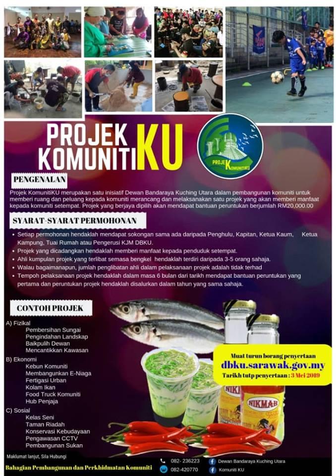 Projek KomunitiKU DBKU 2019