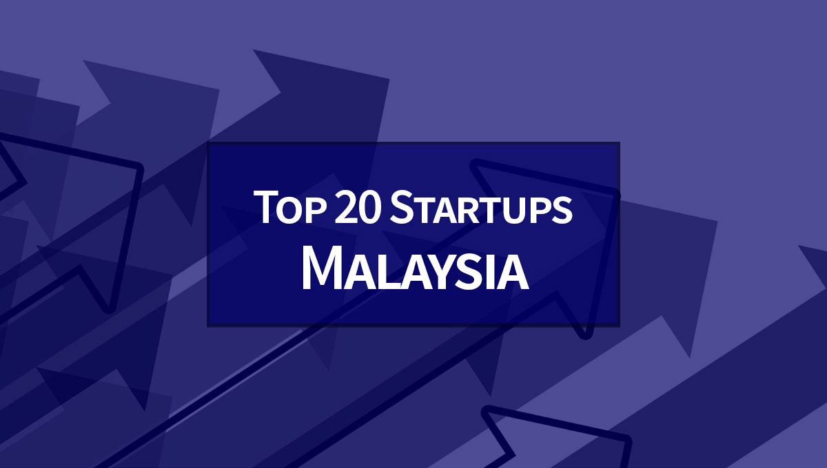 Top 20 best funded startups in Malaysia